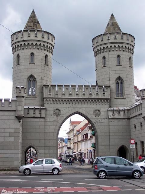 Potsdam, Nauener Tor