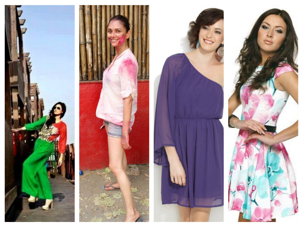 Dressing Tips for Holi Special kurtis - Holi Guest Post/ Article