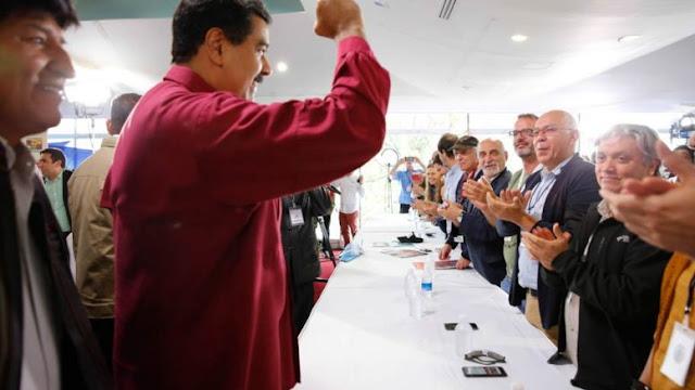Maduro: Fábrica de caramelos de coca será construida en Venezuela