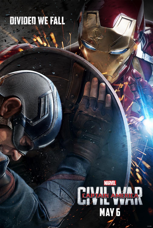 Nonton Film Captain America: Civil War (2016)
