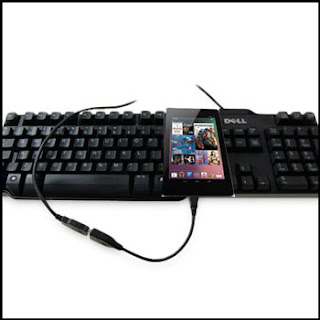 USB Keyboard-OTG Cable