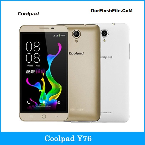 Coolpad Y76 Dead Boot Fix Firmware Flash File Download