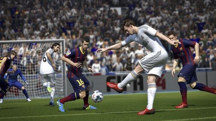 fifa 14 pc  free with crack
