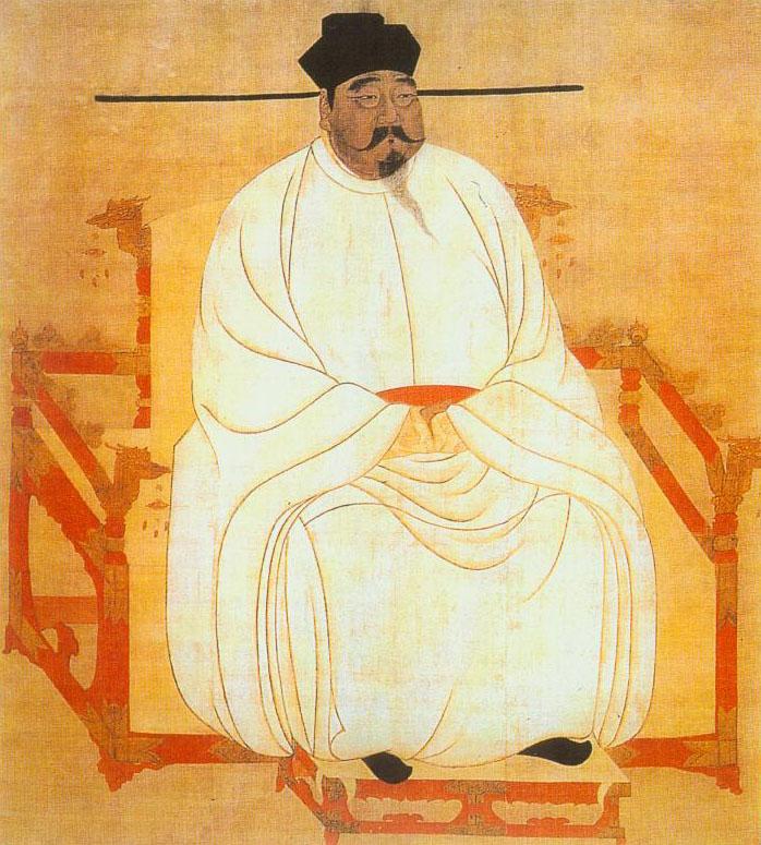 Zhao Kuangyin (Chao K'uang-yin)