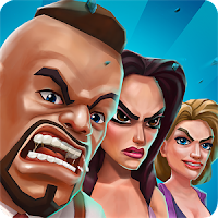 Gangster Squad Fight Club MOD APK