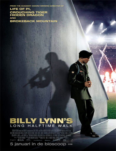 Ver Billy Lynn: Honor y sentimiento (2016) Online