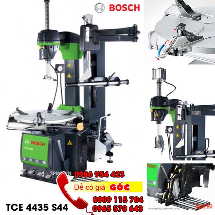 Máy tháo vỏ ô tô Bosch TCE 4435+TCE-330, máy mở vỏ xe du lịch của Đức
