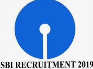 SBI Recruitment 2019