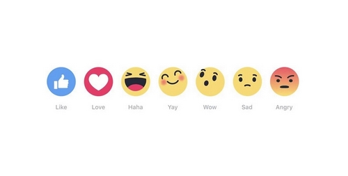How To Use Facebook Reactions On iOS