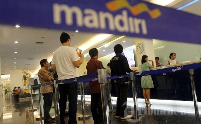 Loker Bank Mandiri Persero