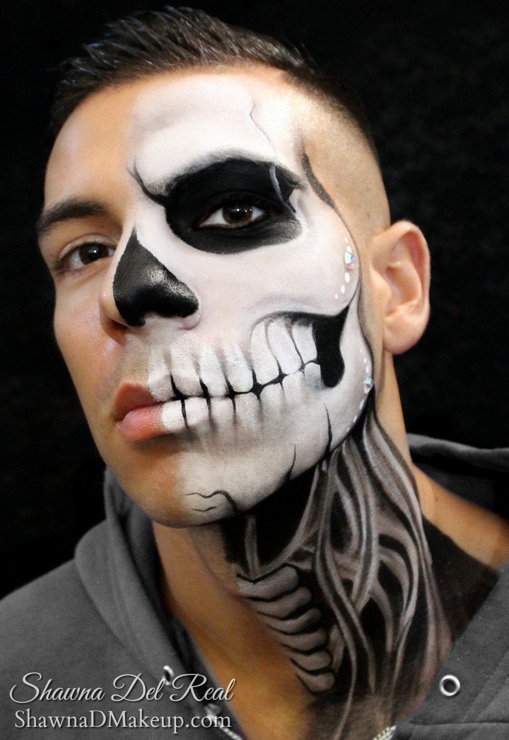 Shawna D. Make-up