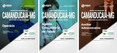 Apostila Concurso Prefeitura de Camanducaia 2018