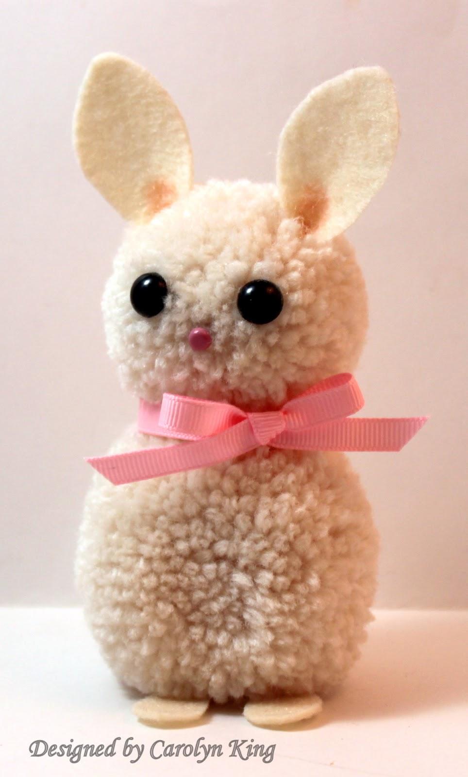 Bunny Rabbit Craft For Preschoolers