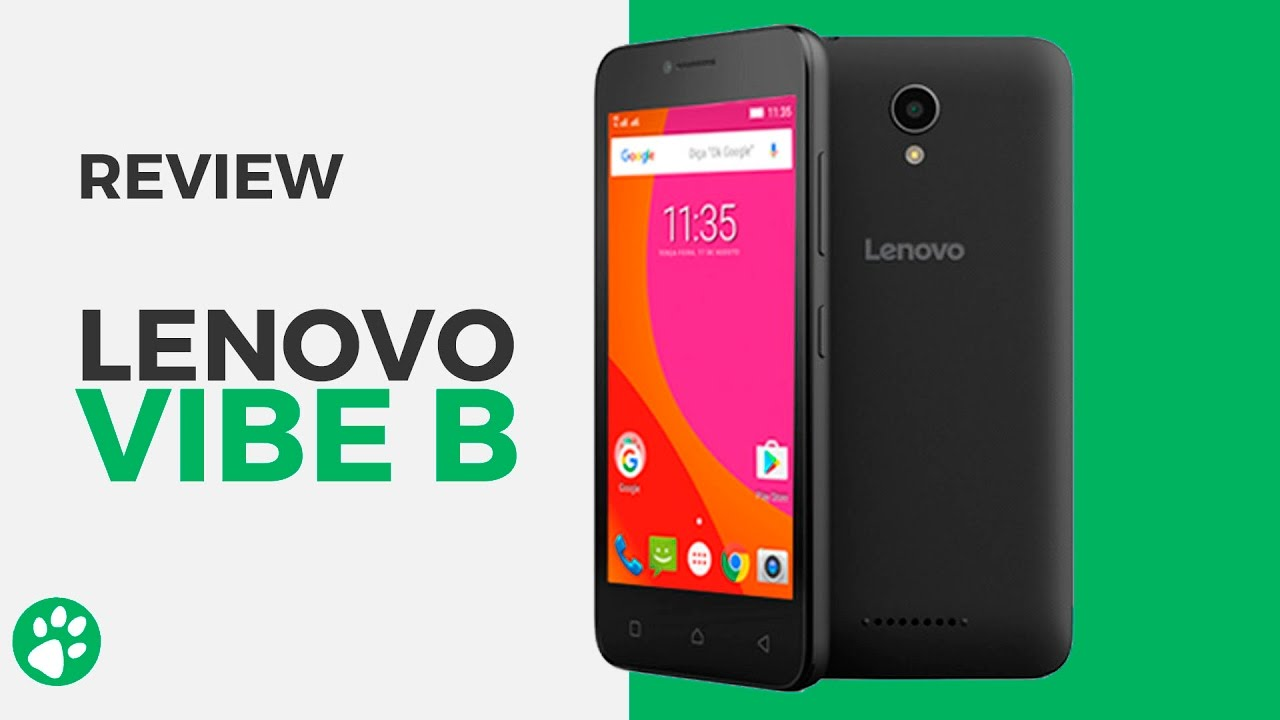 Lenovo Vibe B Review