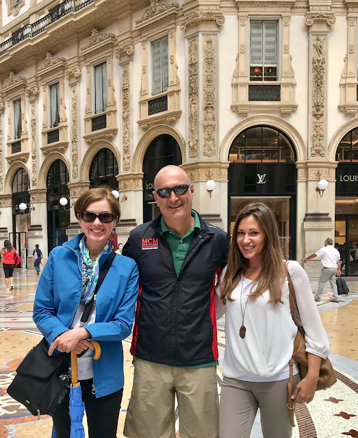 Luxury Travel Docs recommends Milan Private Tours
