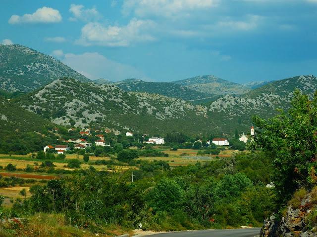 Krajobrazy Bośni