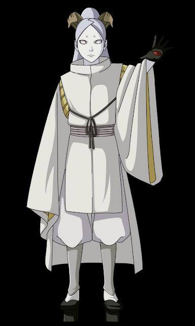 Naruto Karakter - Kumpulan Foto Momoshiki Ōtsutsuki dan faktanya