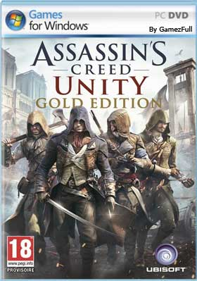 Assassins Creed Unity Gold PC Full Español [MEGA]