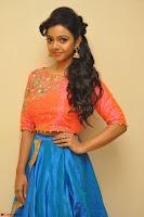Nithya Shetty in Orange Choli at Kalamandir Foundation 7th anniversary Celebrations ~  Actress Galleries 013.JPG