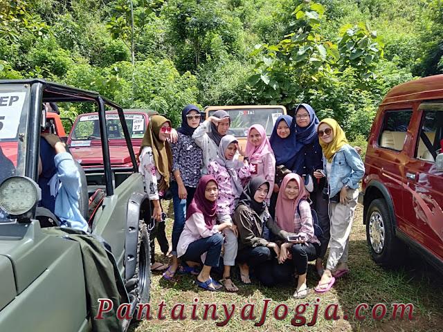wisata jeep jogjakarta