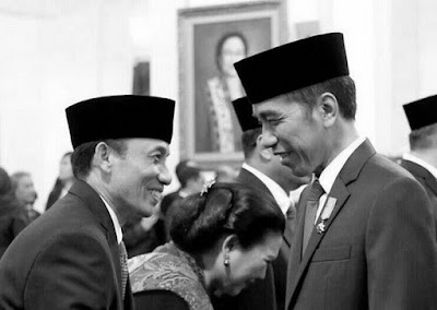 Hem .. Hari ini Presiden Jokowi Panggil Arcandra Tahar - Commando