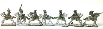 LOA37 - Mounted Command, moving