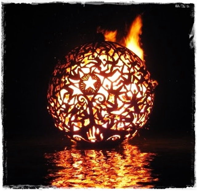 Aragorn's fire ball