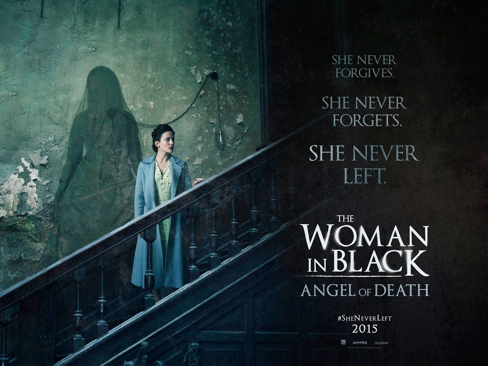 YOUNG: Watch the lady in black online