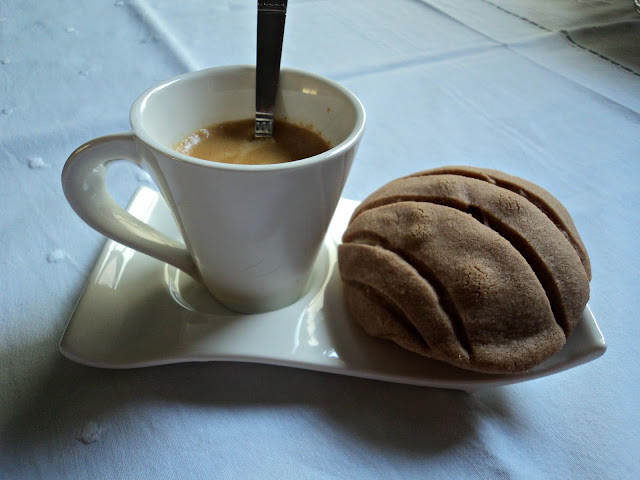 Conchas mexicanas, pan mexicano receta casera