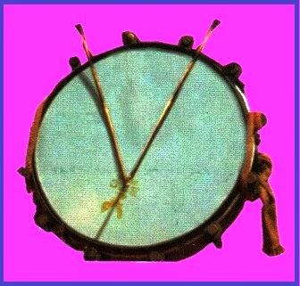 Image result for वाद्य यंत्र ताशा