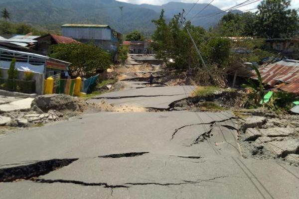BNPB Menyebut Gempa Susulan di Sulteng Bisa Mencapai 1000 Kali