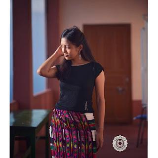 Mizo Sunday Dress Style