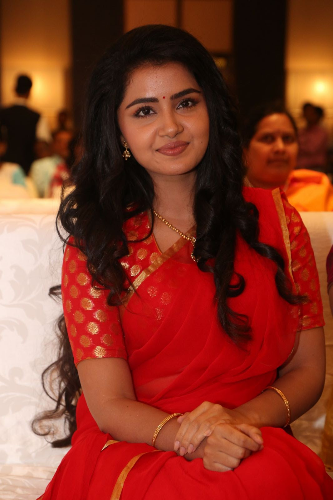 Anupama Parameswaran new cute photos-HQ-Photo-18