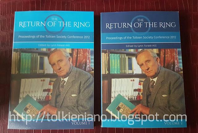 Tolkien Society: gli Atti della conferenza del 2012