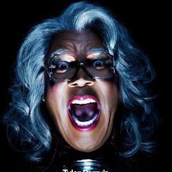 Poster Boo! A Madea Halloween 2016