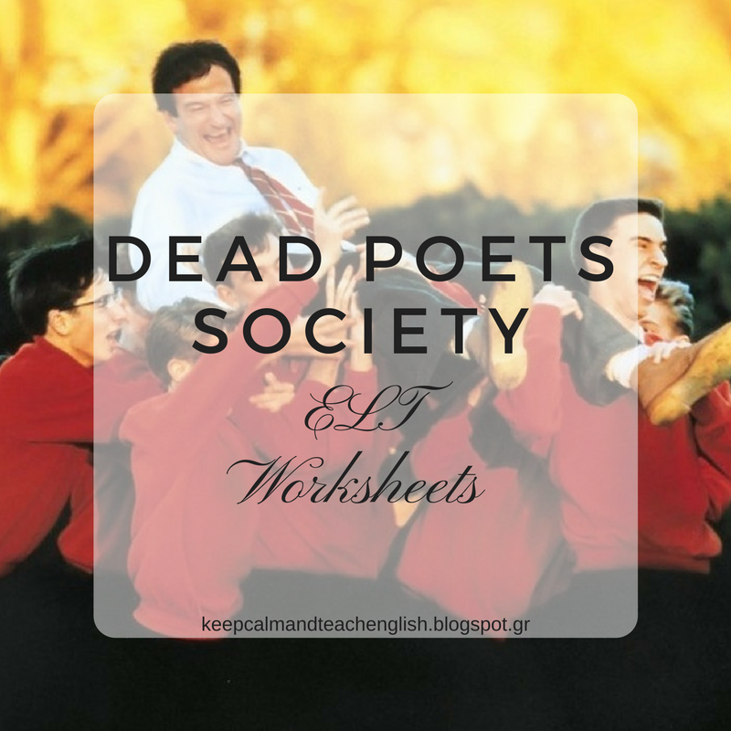 an analysis of the dead poets society a film by peter weis Dead poets society research papers discuss the film, starring robin williams, about an english teacher at a conservative, aristocratic boarding school who inspires in his students a love of poetry.