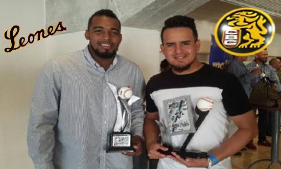 Jugadores @caraquistas recibieron sus premios como Mejores del Año y esto dijeron