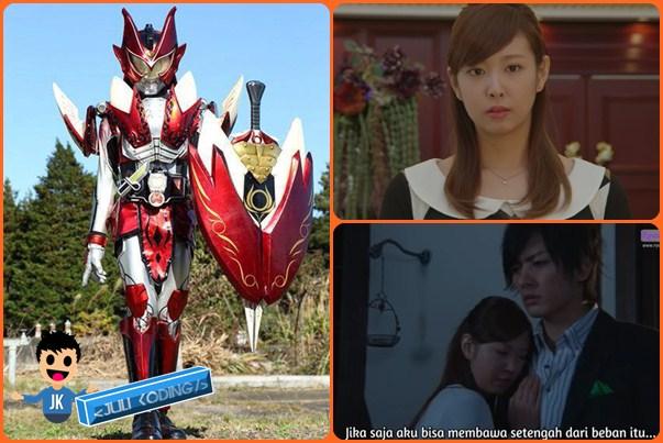 Sayuri Iwata, Kamen Rider Cantik, Imut, Bikin Baper