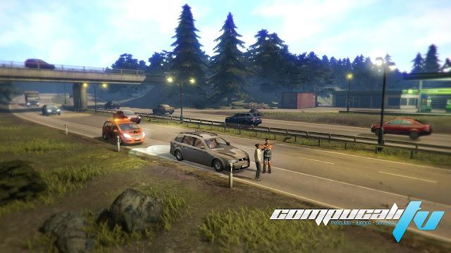 Roadside Assistance Simulator PC Full Español
