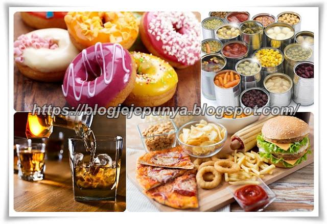 Pantangan Makanan Untuk Penderita Infeksi Telinga
