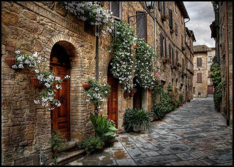 paisajes Italia Venecia Verona La toscana