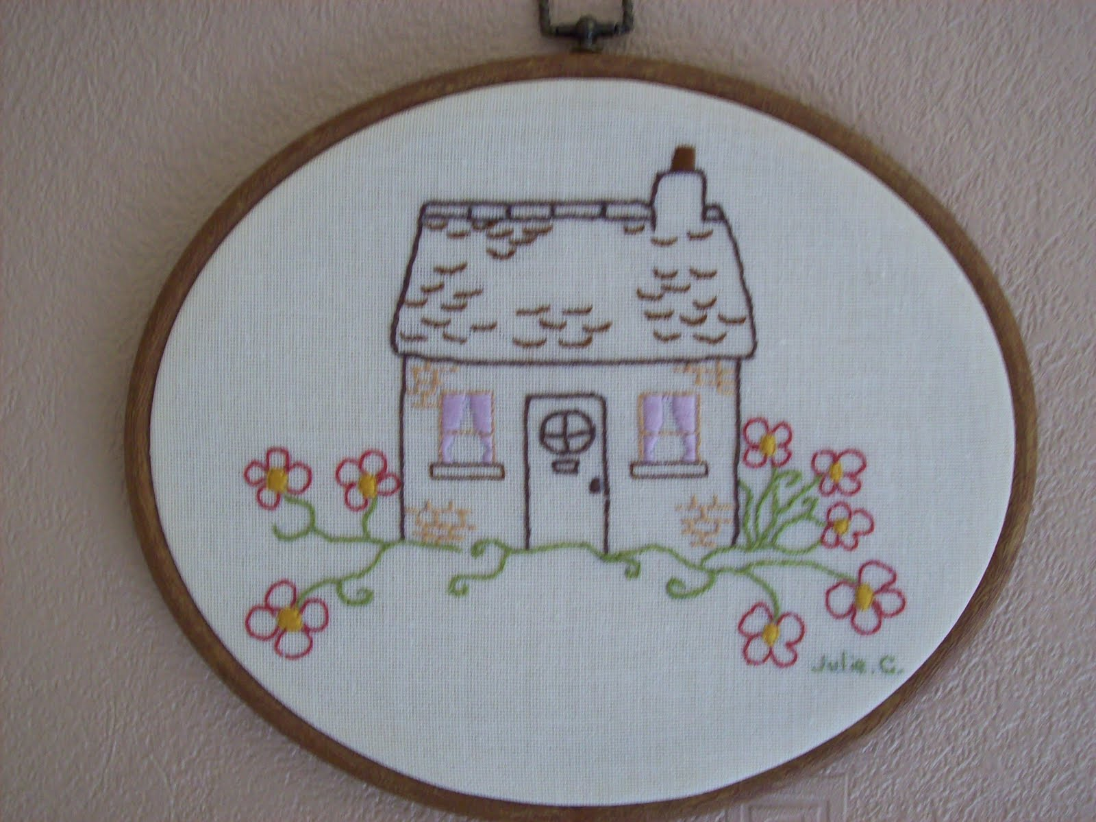 COTTAGE EMBROIDERY