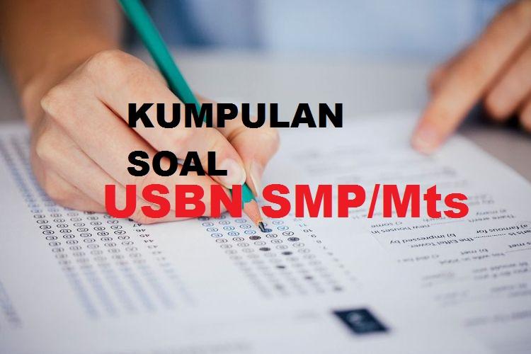 Download Contoh Soal Usbn 2019 Seni Budaya Smp Mts S R W