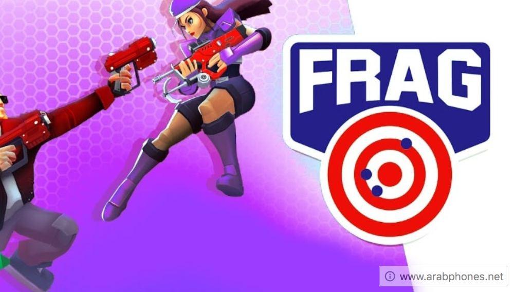 تحميل لعبة FRAG Pro Shooter مهكرة اخر اصدار