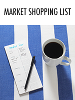 Make a to-buy grocery notepad with this free printable