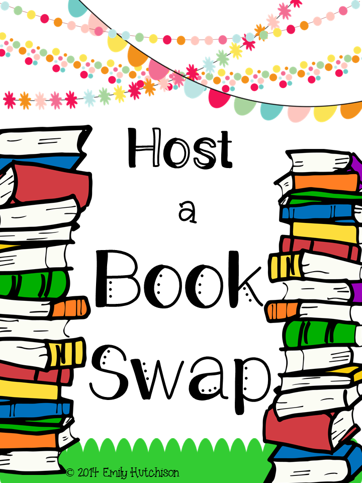 http://www.teacherspayteachers.com/Product/A-Literacy-Event-Host-a-Book-Swap-SpringSummer-edition-1335402