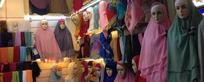 Peluang Bisnis Usaha Baju Muslim dan Jilbab dengan Analisa Lengkap