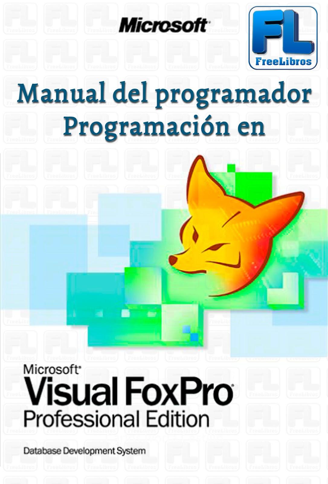 Manual del programador, Programación en Visual FoxPro