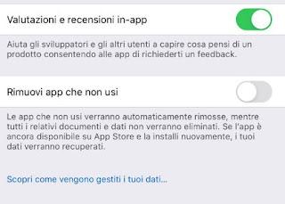 App inutili