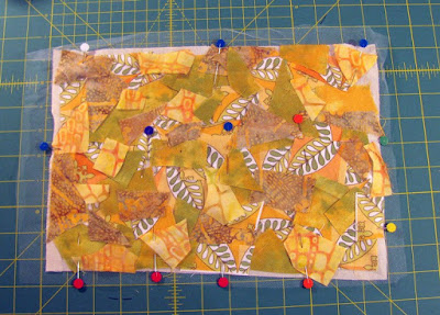 mixed media fabric art 4